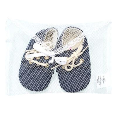 Imagem 3 do produto Mocassim para bebe Jeans - Roana - 16040010493 MOCASSIM JEANS-RN