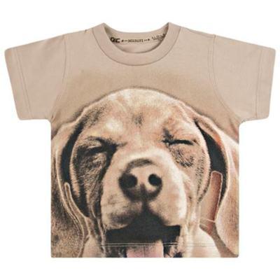 Imagem 1 do produto Camiseta Big Face Animals Dog Pal - Cara de Criança - CMC0787 CAMISETA BIG FACE ANIMALS DOG PAL-4