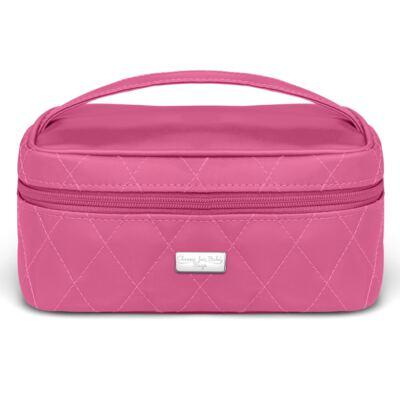 Imagem 4 do produto Kit Mala Maternidade para bebe + Frasqueira Térmica Guadalupe + Necessaire Farmacinha Colors Pink - Classic for Baby Bags