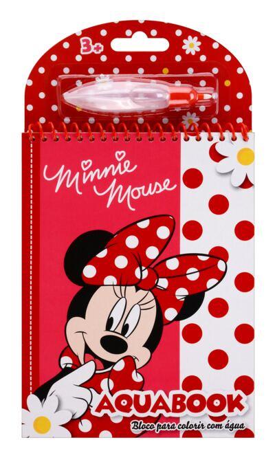 Imagem 2 do produto Aquabook Minnie - BR182