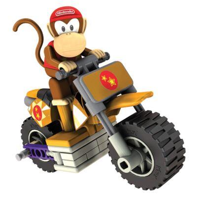 Imagem 6 do produto Knex Mario Kart - Bike - BR041