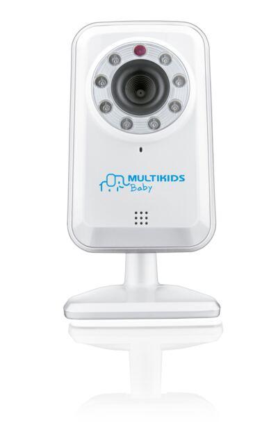Imagem 2 do produto Babá Eletrônica Multikids Baby Wi-Fi BB209