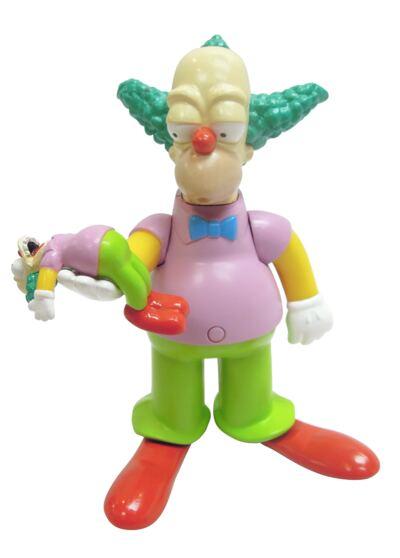 Imagem 1 do produto Boneco Simpsons Krust 15 cm com Som - BR503