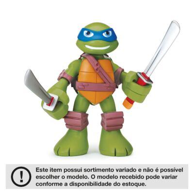 Imagem 1 do produto Tartarugas Ninja 15 cm - BR290