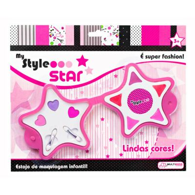Imagem 1 do produto My Style Star - Maquiagem Infantil - BR125