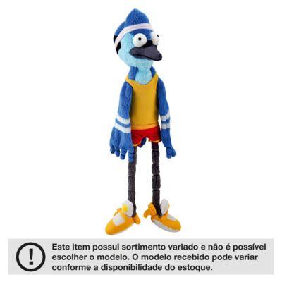 Imagem 1 do produto Pelúcia Regular Show Mordecai  e RiGBy Multikids - BR131