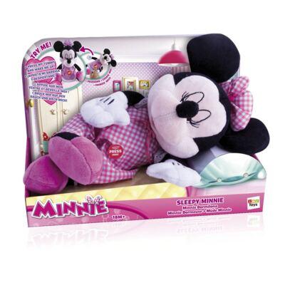 Imagem 1 do produto Pelúcia Disney Sleepy Minnie Multikids - BR228