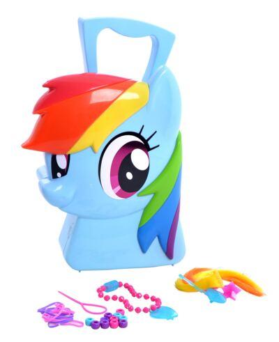 Imagem 2 do produto My Little Pony Maleta Rainbow Dash Estilista - BR377