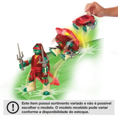 Imagem 5 do produto Tartarugas Ninja Throw N Battle  - BR285
