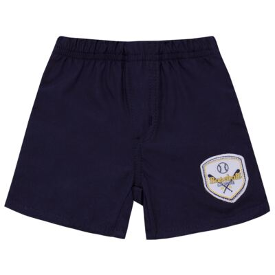 Imagem 4 do produto Camiseta com Shorts em tactel Baseball - Vicky Lipe - 9451367 CAMISETA MC C/ SHORTS TACTEL SPORT 2-1