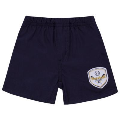 Imagem 4 do produto Camiseta com Shorts em tactel Baseball - Vicky Lipe - 9451367 CAMISETA MC C/ SHORTS TACTEL SPORT 2-G
