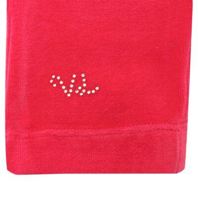 Imagem 4 do produto Casaco com capuz e Calça para bebe em plush Petit Lapin - Vicky Lipe - 938944 CONJ. BLUSAO C/ CAPUZ E CALCA PLUSH COELHA-GG