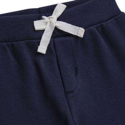 Imagem 2 do produto Calça básica em suedine Marinho - Mini & Classic