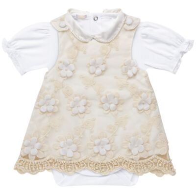 Imagem 1 do produto Vestido c/ body curto Bella - Roana