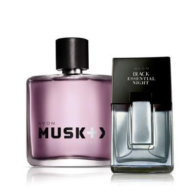 Imagem 1 do produto Presente Musk Storm & Black Suede Night