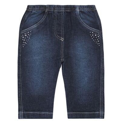 Imagem 1 do produto Calça jeans para bebe Little Heart - Tilly Baby - TB166003 CALCA JEANS FEM -GG