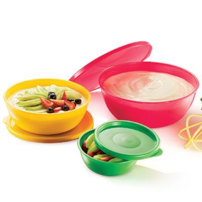 Kit 3 Bowls Innovaware Folk