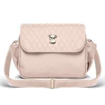 Imagem 3 do produto Mochila Maternidade + Bolsa térmica Nice + Bolsa térmica Firenze Golden Koala Caqui - Classic for Baby Bags