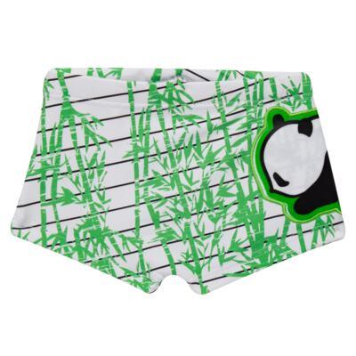Imagem 3 do produto Conjunto de Banho para bebe  Pandite: Camiseta + Sunga - Cara de Criança - KIT 1 2530: SBB2530+CCAB2530 SUNGA E CAMISETA BB PANDA-G