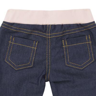Imagem 3 do produto Calça para bebe Jeans - Roana