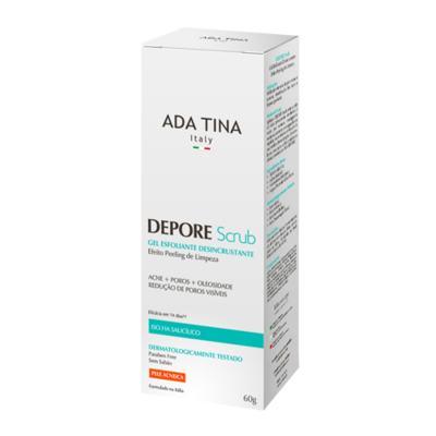 Imagem 6 do produto Ada Tina Depore Scrub Esfoliante - Ada Tina Depore Scrub Esfoliante 60g