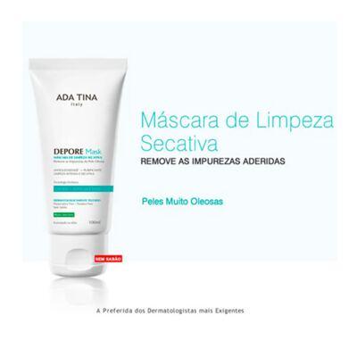 Imagem 3 do produto Depore Mask Ada Tina - Máscara de Limpeza - 100ml