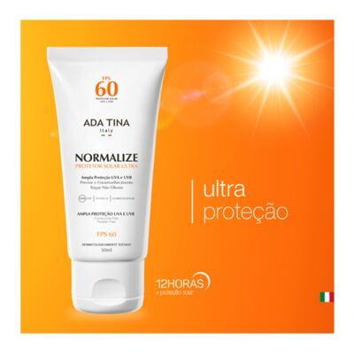 Imagem 3 do produto Normalize Fps 60 Ada Tina - Protetor Solar - 50ml