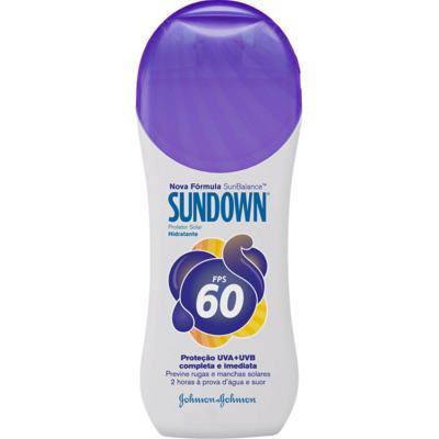 Imagem 1 do produto Protetor Solar FPS 60 120ml - Sundown