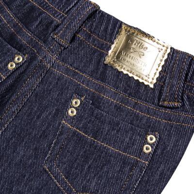 Imagem 3 do produto Calça para bebe Skinny Jeanswear - Bibe - 10B15-208 CL SKINNY FEM PEQ -P