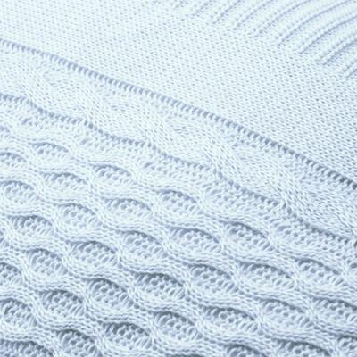 Imagem 12 do produto Kit Berço: Rolinhos Laterais + Rolinho Cabeceira + Almofada Quadrada + Almofada Retangular Mon Petit  - Petit