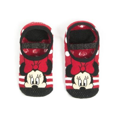 Imagem 1 do produto Meia Sapatilha para bebe Minnie - Puket