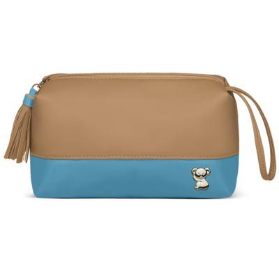 Imagem 3 do produto Mochila maternidade Davos + Necessaire Due Colore Turquesa -  Classic for Baby Bags