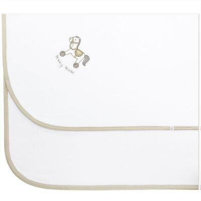 Imagem 1 do produto Cobertor forrado em microsoft Cavalinho - Classic for Baby - CSB1097 COBERTOR FORRADO MICROSOFT CAVALINHO