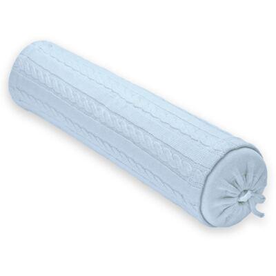 Imagem 5 do produto Kit Berço: Rolinhos Laterais + Rolinho Cabeceira + Almofada Quadrada + Manta em tricot trançado Mon Petit - Petit