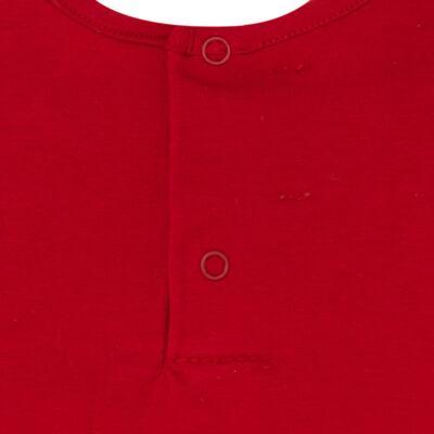 Imagem 4 do produto Body regata c/ Shorts para bebe em cotton Liberty - Mini Sailor - 17374443 CONJ. BODY C/SHORTS COTTON VERMELHO-0-3