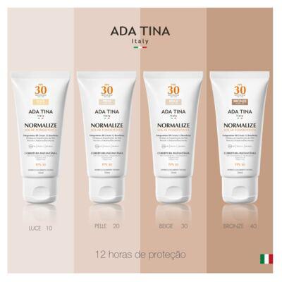 Imagem 5 do produto Normalize Ft Fps 30 Ada Tina - Protetor Solar - Bronze
