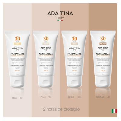 Imagem 5 do produto Normalize Ft Fps 30 Ada Tina - Protetor Solar - Luce