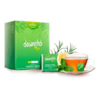 Imagem 2 do produto Chá Desinchá 60 Sachês de 90g cada