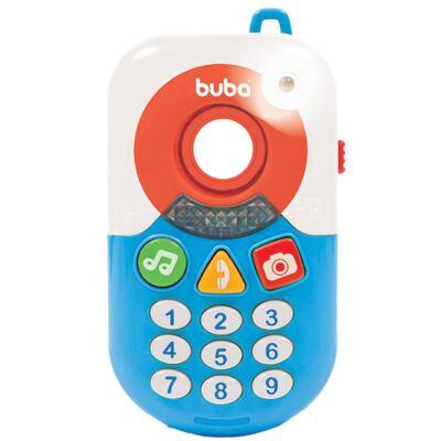 Imagem 1 do produto iBaby Phone (18m+) - Buba - BUBA6717 BUBA FONE