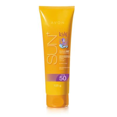 Protetor Solar Avon Sun + 360 Kids FPS 50 - 125g