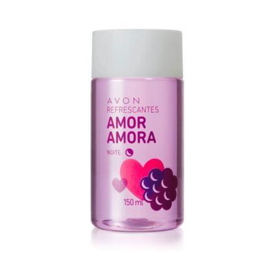 Imagem 1 do produto Colônia Deo Desodorante Refrescante Amor Amora Splash- 150ml