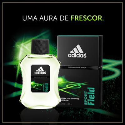 Imagem 3 do produto Colônia Desodorante Adidas Sport Field 100ml - Avon
