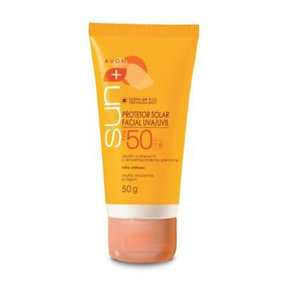 Imagem 1 do produto Protetor Solar Facial FPS 50 - 50g