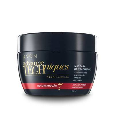 Imagem 1 do produto Máscara de Tratamento Avon Advance Techniques Profissional 200g