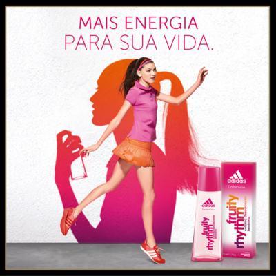 Imagem 3 do produto Colônia Desodorante Adidas Fruity Rhythm 75ml