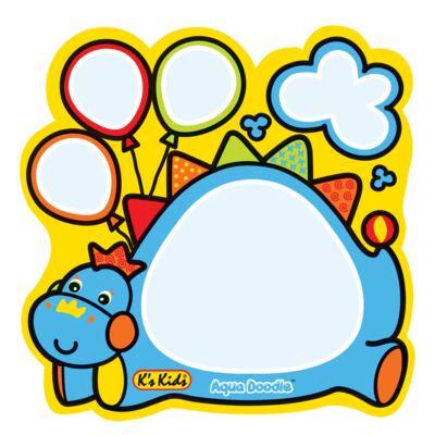 Imagem 2 do produto Kit para Desenho Aqua Doodle Boss no Zoo (36m+)- K's Kids - KAD10018 Aqua Doodle- Meu 1 Doodle- Boss no Zoo (36m+)