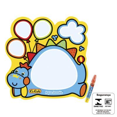 Imagem 4 do produto Kit para Desenho Aqua Doodle Boss no Zoo (36m+)- K's Kids - KAD10018 Aqua Doodle- Meu 1 Doodle- Boss no Zoo (36m+)