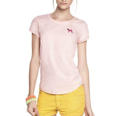 Imagem 2 do produto Blusinha em malha Cotton Candy - Charpey - CY20248.10307 BLUSA MC ALGODAO DOCE -1