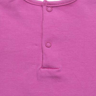 Imagem 3 do produto Blusinha manga longa para bebe em cotton Liberty - Baby Classic - 0781324 BLUSINHA ML COTTON GARDEN 2-3