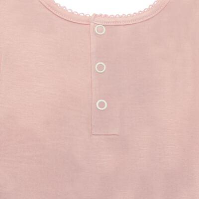 Imagem 3 do produto Blusinha para bebe em viscolycra Cats & Rabbits - Baby Classic - 016961 BLUSINHA M/L VISCOLYCRA PET PRINT-M